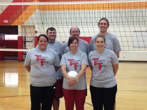 Team Tiry Volleyball Team